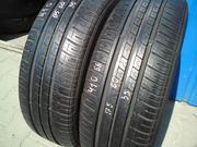 Продам R15 175/60 пара шин б/у лето Dunlop