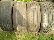 Продам R17 235/45 комплект шин б/у лето Pirelli