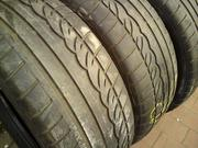Продам R17 235/55 комплект шин б/у лето  Dunlop