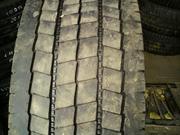 Продам R17, 5  245/70 грузовое колесо (тяга) б/у   Michelin  (1шт)
