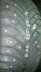 Продам шины Nokian 235 /60 R16 шипованные