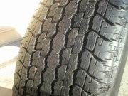 Всесезонные  шины Bridgestone 265/65 R17