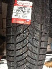 Зимние  шины Lassa 215-70-R 16