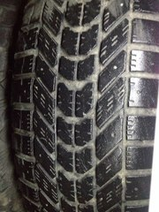 Продам шины Winterforce 215/65 R16 4 шт.
