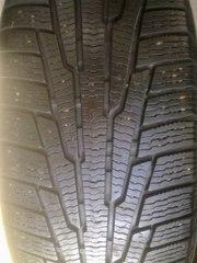 Зимние шины  Nokian 255/55 R18