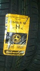 Новые зимние шины Continental 215/60 R16
