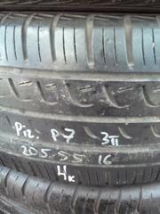 Летние шины Pirelli 205/55 R16