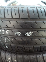 Летние автошины  Michelin 225/50 R16
