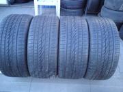 Продам комплект шин б/у лето R21 295/40  Continental