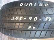 Летние шины Dunlop 245/40 R17