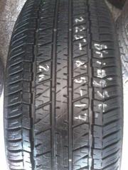 Всесезонные шины Bridgestone Dueler 225/65 R17