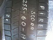 Продам резину PirelliI Scorpion 255/60 R17