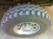 Резина на 16 б/у(джип или легкогрузовик) M+S 4шт.