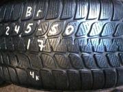 Зимние шины Bridgestone  245/50 R17