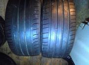 2 шины 255/40 R19 Dunlop SP Sport GT летние