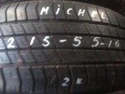 Продам шины Michelin Cross Terrain 215/55 R16