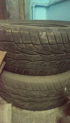 Продам шины для легкового авто