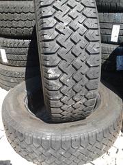 Продам пару шин б/у всесезон 195/70 R15С Bridgestone
