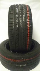 б/у шины 255/50R19 (2 шт) Bridgestone Dueler H/P Sport Run Flat
