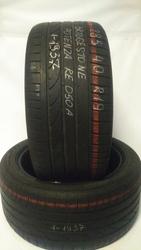 Б/у шины 285/40R19 (2 шт) Bridgestone Potenza RE 050 A