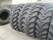 Шины и камеры 620/70R42,  600/65R42,  580/70R42 для трактора и комбайна
